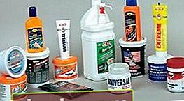 Detergenti per le mani dallo sporco