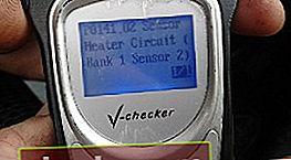 P0141: Código de mal funcionamiento del circuito del calentador del sensor de oxígeno B1S2