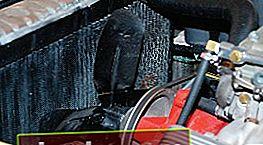 Come lavare l'impianto di raffreddamento del motore