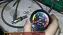 Cómo comprobar el sensor de presión de aceite