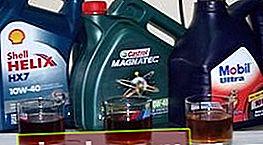 Clasificación de los aceites de motor 10W40
