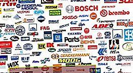 Reseñas de fabricantes de autopartes