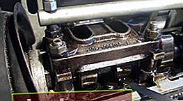 Ajuste de la válvula en la VAZ 2110
