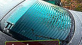 Riparazione del filamento del riscaldamento del lunotto