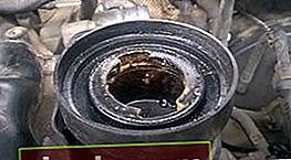 Gasolina en aceite de motor
