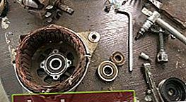 Rodamiento de generador VAZ 2110