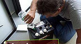 Quanto aggiungere acqua distillata alla batteria
