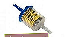 Filtro de combustible para VAZ 2107