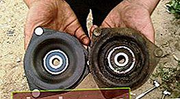 Puntal de rodamiento de soporte
