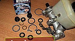 Kit di riparazione del cilindro principale del freno