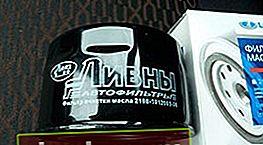 Filtro de aceite VAZ 2114