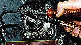 Reemplazo del rodamiento del semieje del eje trasero VAZ 2101-2107