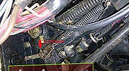 Reparación del cilindro maestro del embrague VAZ 2106
