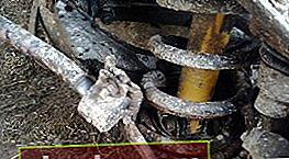 Cómo reemplazar los resortes traseros en un VAZ 2101-2107