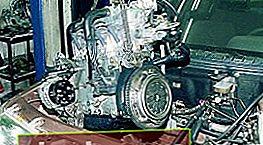 Reparación de motor DIY VAZ 2112