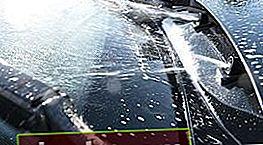 Líquido limpiaparabrisas de verano