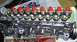 Reparatie en afstelling van RQ-regelaars op injectiepomp Kamaz