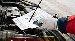 Combustible diesel en aceite de motor