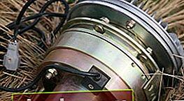 Controllo della frizione elettromagnetica della ventola dell'auto BJ1044