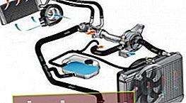 תרשים אינטראקטיבי של מערכת קירור המנוע