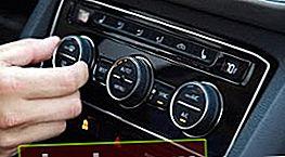 È possibile accendere il condizionatore d'aria dell'auto in inverno