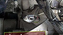 Sensor de velocidad del vehículo en Priora, Kalina