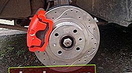 Discos de freno para VAZ 2110