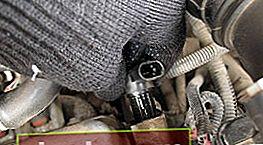 Sensor de fase en automóviles Priora, Kalina