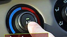 שגיאות בעת השימוש במזגן ברכב