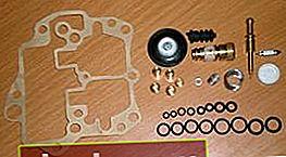 Kit riparazione carburatore