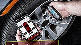 Cómo comprobar los sensores de presión de los neumáticos