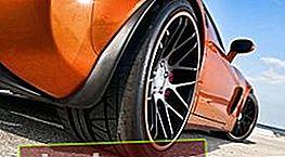 Neumáticos de perfil bajo: ¿qué son?