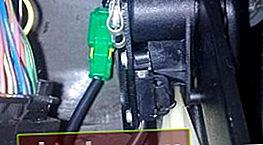 Interruttore del segnale di posizione del pedale della frizione a Priora, Kalina