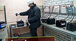 Caratteristiche della manutenzione della batteria dell'auto