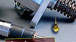 Additivi lubrificanti per gasolio e pompe carburante ad alta pressione