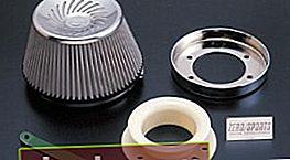 Filtro de aire de resistencia cero: la viabilidad de la instalación y las desventajas.