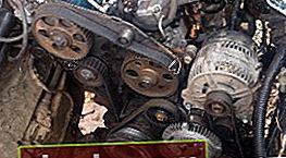 Sostituzione temporizzazione per Volkswagen con motore AHU