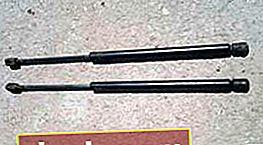 Ammortizzatori per Audi 80 B3 e B4
