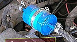 Filtro carburante per Chevrolet Niva