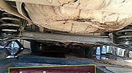 Sostituzione ammortizzatori e molle posteriori per Daewoo Nexia, Lanos, Sens