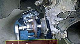 Sostituzione del cuscinetto ruota Aveo T300