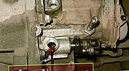 Cambio dell'olio nella trasmissione manuale su Ford Focus 2