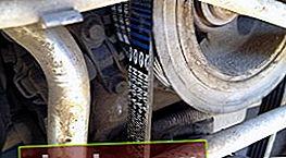 החלפת חגורת האלטרנטור פוקוס 2