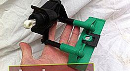 Sostituzione della pompa della frizione su una Ford Focus 2