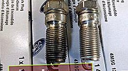 Revisione delle candele per Ford Focus 3