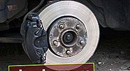 Dischi freno per Ford Focus 2