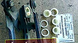 Sostituzione del manicotto di plastica del tergicristallo trapezoidale Ford Focus 1