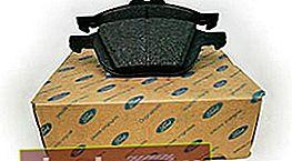 Pastiglie Ford Kuga 2
