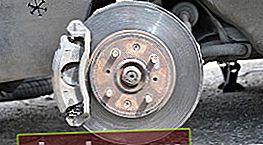 Remschijven voor Honda Civic 4D
