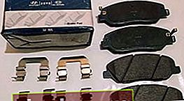 Pastiglie freno per Hyundai Santa Fe